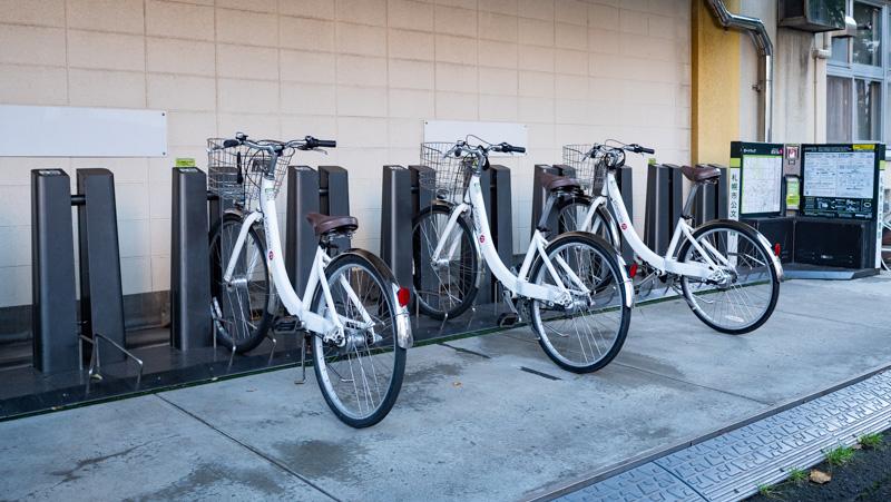 札幌のシェアサイクル(ポロクル)